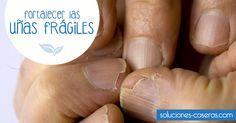 Reparar y fortalece las uñas frágiles y quebradizas