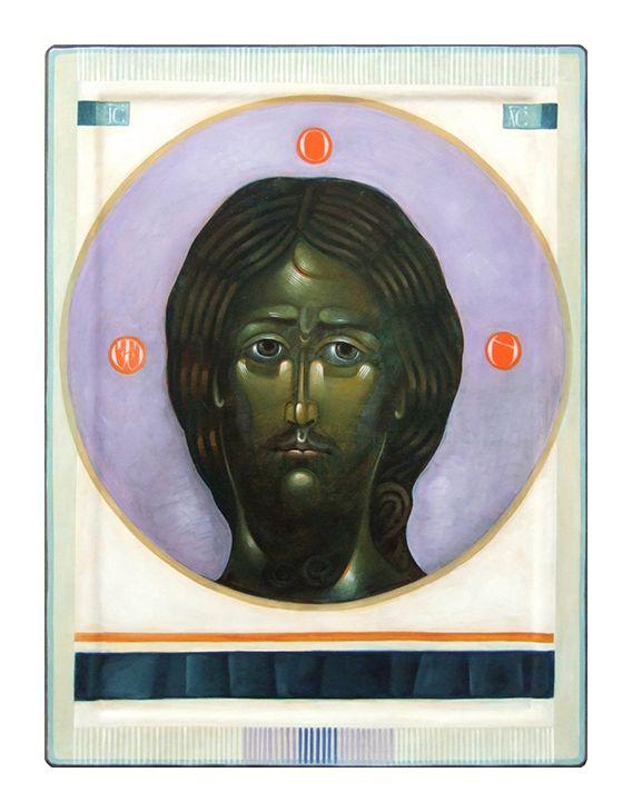 Strona prezentująca współczesne ikony | Greta Leśko