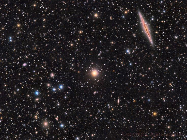 Resultado de imagen de Imagen de una porción del cielo conocida como GOODS South