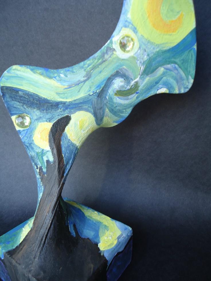 Nylon Stocking Sculpture 58