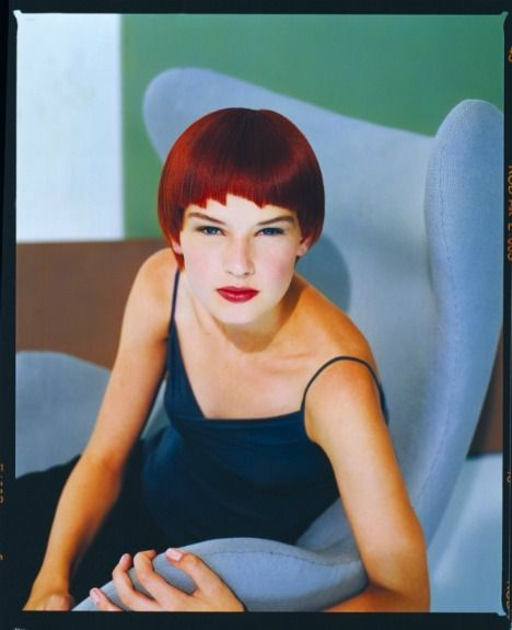 Redhead joce hayes