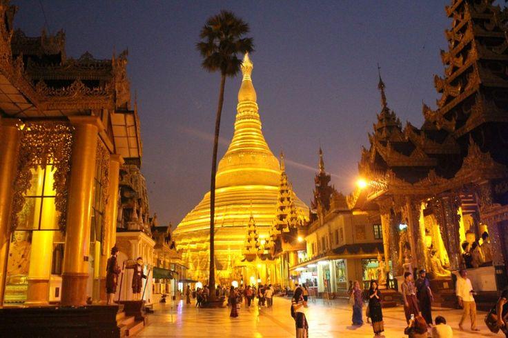 Yangon: a fabulous city of many parts