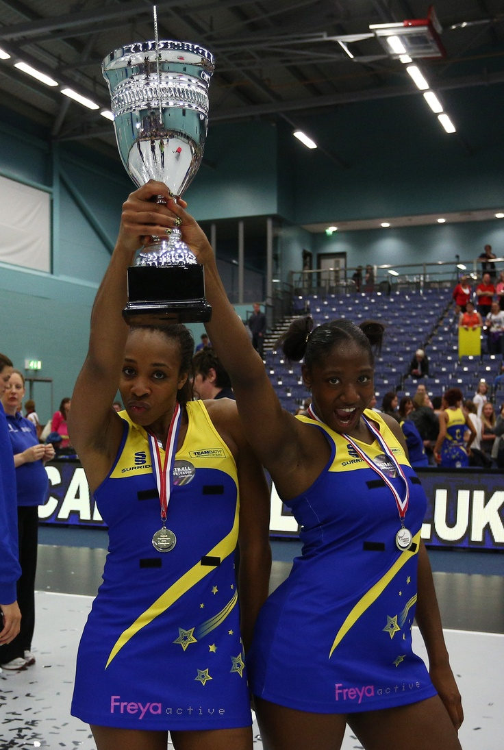 Team Bath take their fifth Netball Superleague title