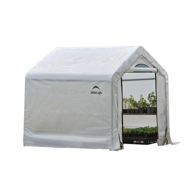 Shelter Logic 1.8 x 1.8 x 1.8m Portable Greenhouse