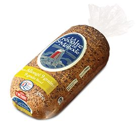 Pain allongé 9 grains / 9 whole grains bread