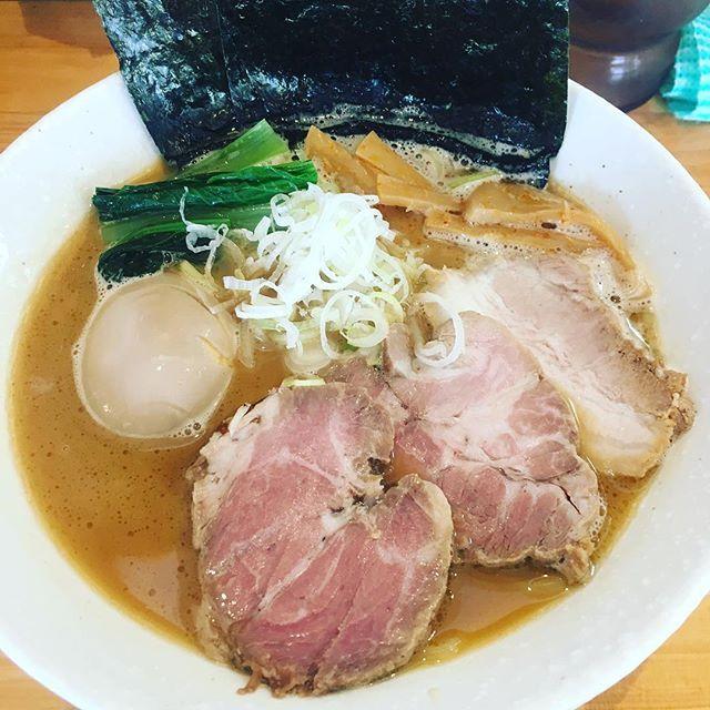 #ラーメン#魚介系#次男坊#肉 #グルメ#ramen#noodle#japanfood #meat#soup#foodie#food