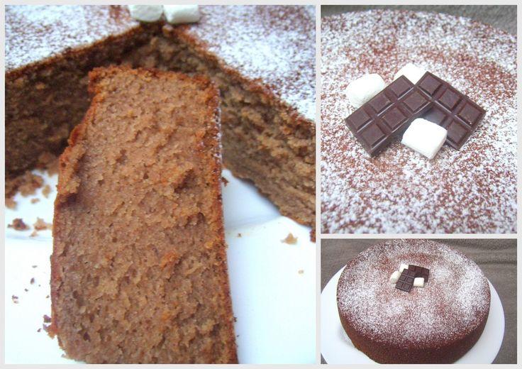 Gâteau Ardéchois à la Farine de Châtaignes et Crème de Marrons