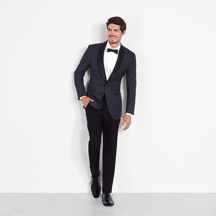 Finally, A Prom Tux Rental That's Actually Chic - The Black Tux