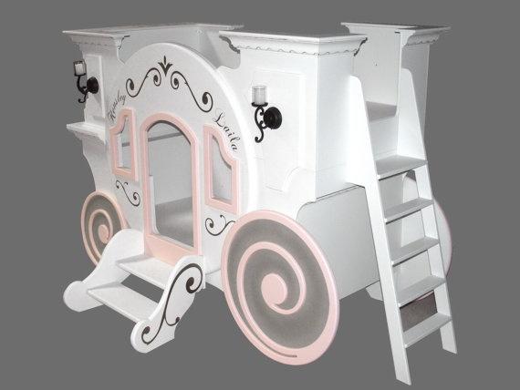 13 Best Cinderella Bed Images On Pinterest Princess Beds