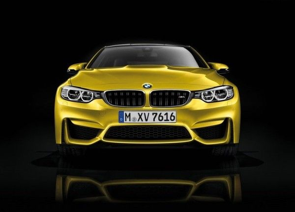 2015 BMW M4 Coupe Front View 600x431 2015 BMW M4 Coupe Full Reviews with Images