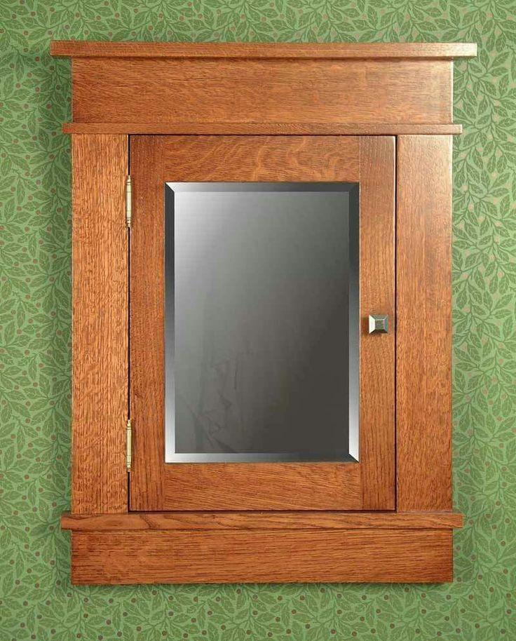 22 best Craftsman Medicine Cabinets  images on Pinterest ...