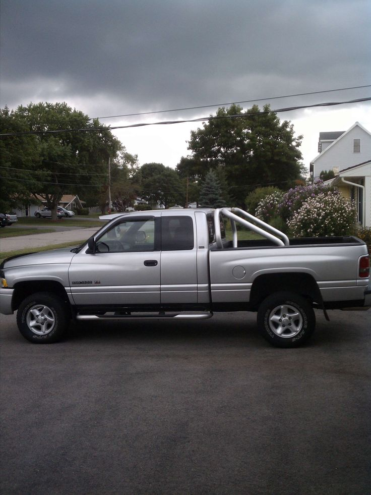 Beb D F D C Ad B on 1994 Dodge Dakota Extended Cab