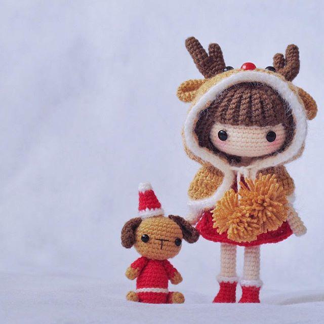 #amigurumi #crochetdoll #handmade #crochet #craft