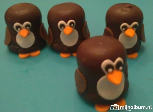 Negerzoen pinguins