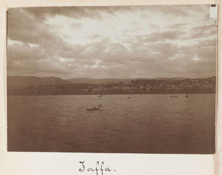 L. Heldring   Gezicht op Beiroet, Libanon, L. Heldring, 1898  