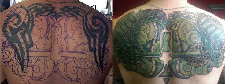 https://flic.kr/p/C29hv6 | Japanese Tattoo | japanese tattoo, japanse tattoo, oude japanse tatoeages | www.popo-shoes.nl