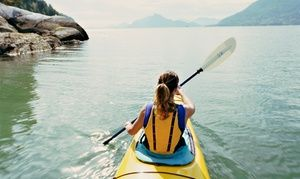 Groupon - Two-Hour Kayak Rental for One or Two, or Kayak Tour for One from Sunrise Paddleboards (Up to 59% Off) in Coral Ridge. Groupon deal price: $33
