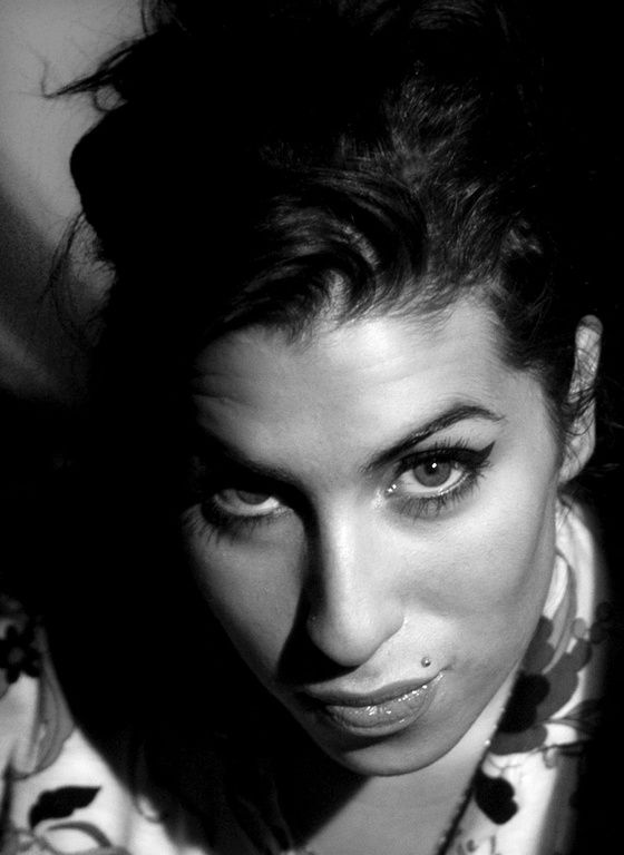 Amy Winehouse, once upon a time, there was a unique voice and charismatic singer...