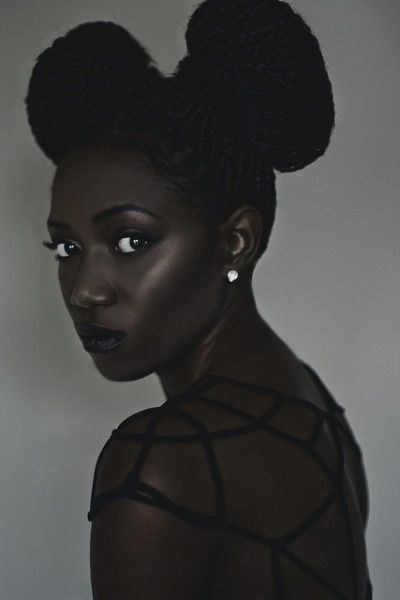 25 best ideas about dark skin girls on pinterest