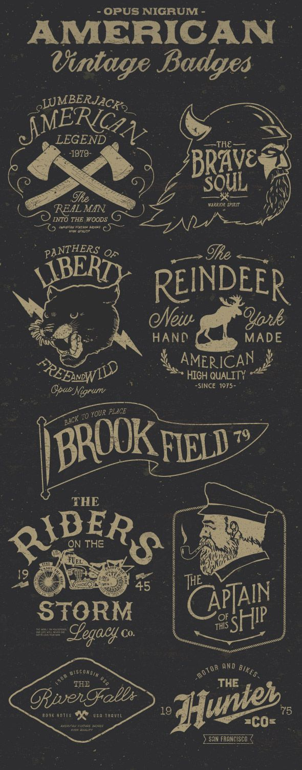 Stunning Typography  Hand Lettering | From up North