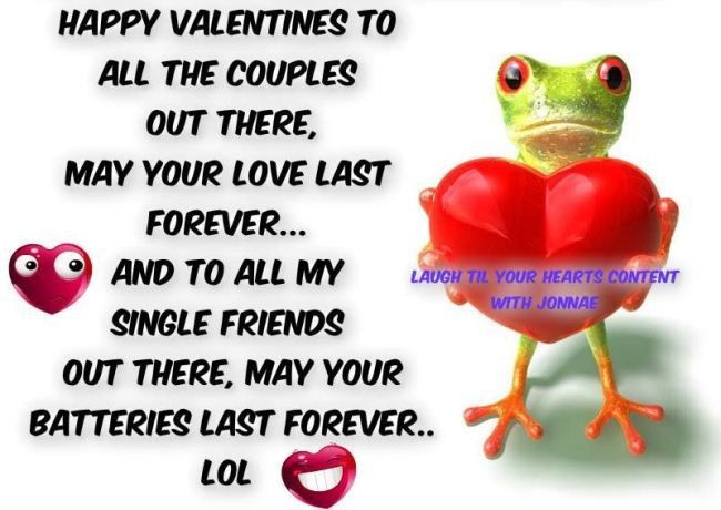 Funny Happy Valentines Day 2019 Images For Friends Funny Valentines Day Quotes Happy Valentines Funny Valentines Day Funny
