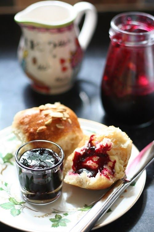 Quick Blackcurrant and Rhubarb Jelly – Simple Ingredients, Magical Food: by Alchemy in The Kitchen