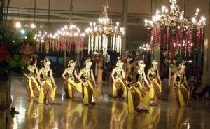 Tari Serimpi Sangu Pati Yogyakarta