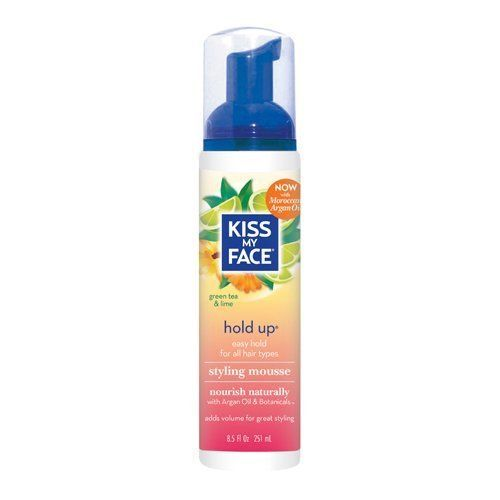 Introducing Kiss My Face Hold Up Easy Styling Mousse  85 fl oz. Get Your Ladies Products Here and follow us for more updates!