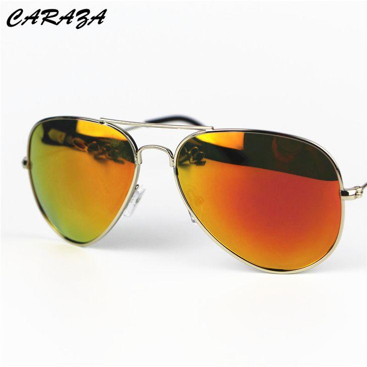 CARAZA Men Polarized Aviator Sunglasses Pilot Fashion Women UV400 Designer High Quality 3025 Oculos Aviador Feminino Sunwear