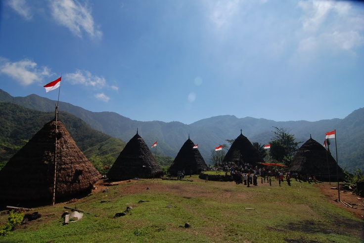 Wae Rebo, Nusa Tenggara Timur (NTT), Indonesia  UNESCO Asia-Pacific Awards for Cultural Heritage Conservation
