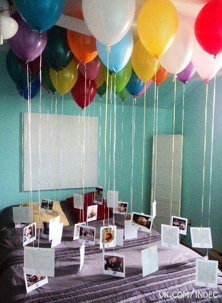 Birthday Surprise :)