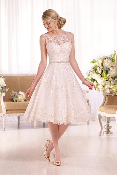 Best 25 Civil Wedding Dresses Ideas On Pinterest