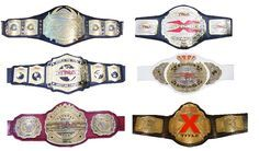 TNA belts