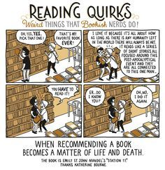 Reading Quirks #05