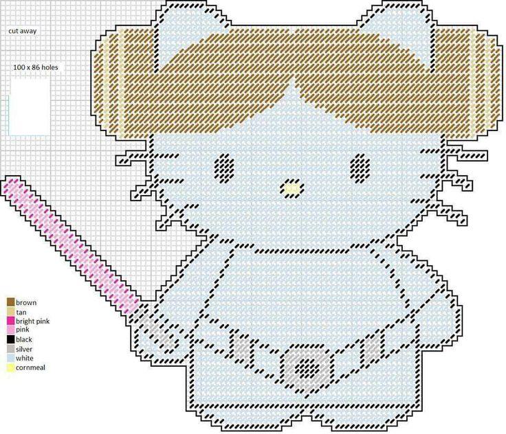 Mejores 20 imágenes de hello kitty star wars en Pinterest | Punto ...