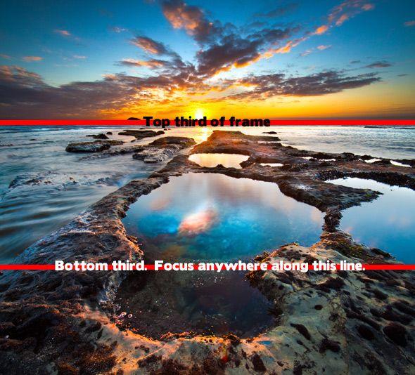 Where To Focus For Landscape Photography: Cuadro Amanec, Modern Picture, Sarah Thomas, Cuadro Marina, Landscape Photography, Newzealand, Film Music Book, New Zealand, Maori Bays