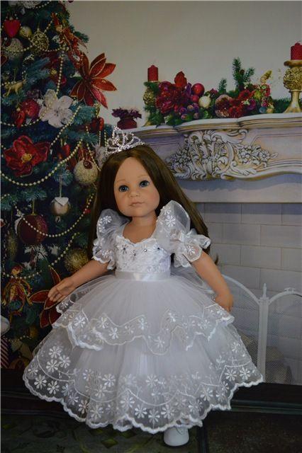 "Dress Gotz Doll ""Princess"". / Clothes for dolls / Shopik. Sell buy a doll / Beybiki. Photo Dolls. Clothes for dolls"