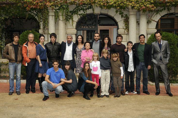 El internado. Spain tv series