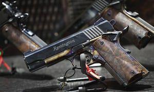 """The Trump slump"": Remington files for bankruptcy as gun sales tumble"
