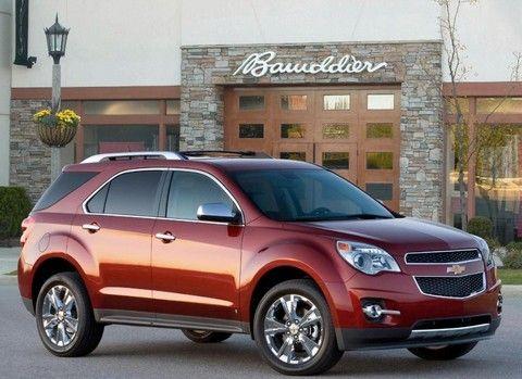 Отзывы о Chevrolet Equinox (Шевроле Эквинокс)