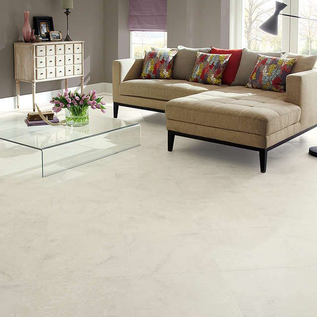 BuyKarndean Art Select Stones Marble Collection, 3.3m² Coverage, LM16 Fiore  Online At Johnlewis