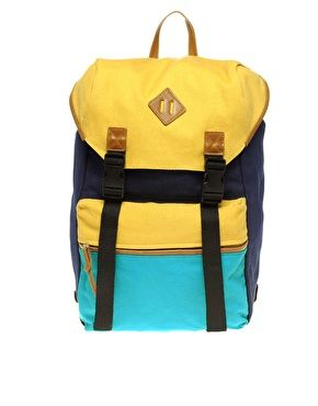 River Island bagpack
