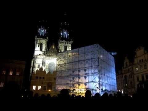 #SIGNAL Festival 2013 - #1024architecture  http://www.phatbeatz.cz/signal-2013