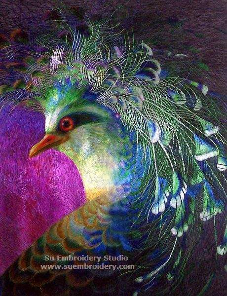 needle painting embroidery - Bing Images