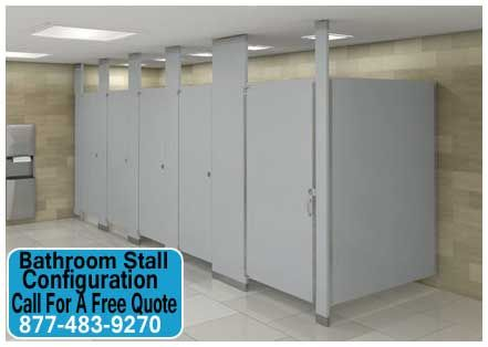 Bathroom Stalls Should Stand Up To Repeated Cleaning And Sanitization, Lots  Of Use, And