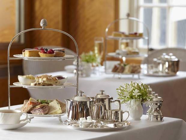 Vintage Tea Rooms Essex