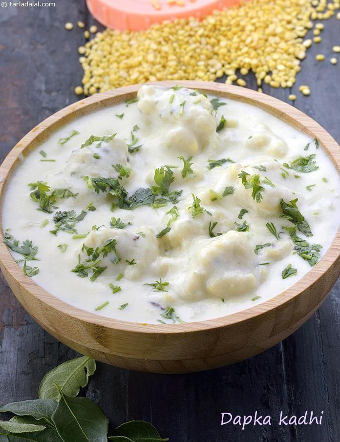 Dapka Kadhi ( Gujarati Recipe) recipe