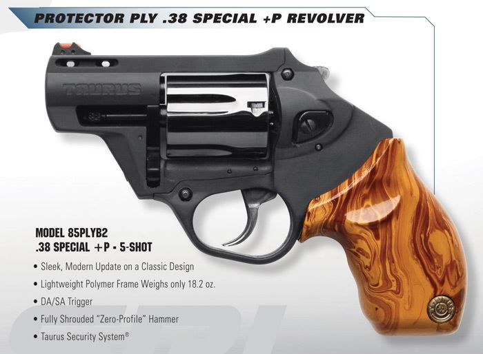 taurus protector polymer - what a beauty | concealed carry