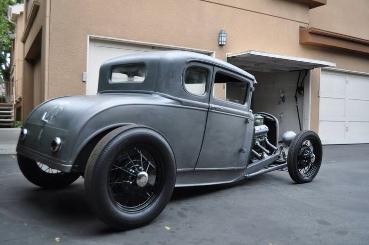 ... & Classic Hot Rods on Pinterest | Hot Rods, Street Rods and Ford