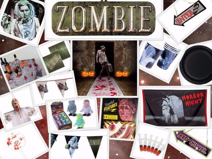 Met de Zombie feestartikelen van Tuf-Tuf tover je iedere feestlocatie om in een waar zombiefeest.
